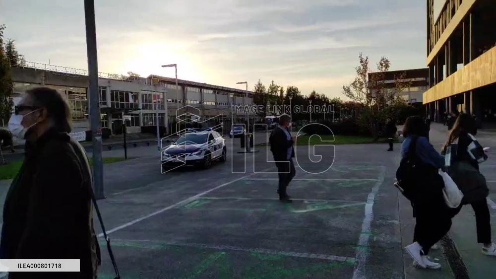 Spain: Man Arrested After Shooting On University Campus In Leioa, Basque Country 2