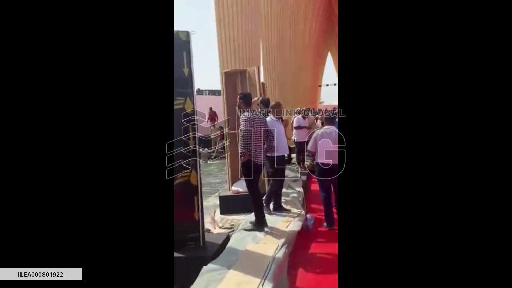 Egypt: Fire Erupts At Site Of El Gouna Film Festival A Day Before Opening